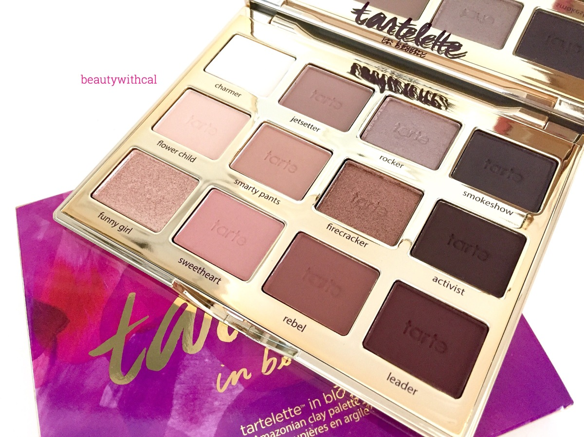 WHAT TO GET: Comparisons between Too Faced, Tarte and Zoeva Eyeshadow Palettes ~ Sephora Haul 5-8 May 2016