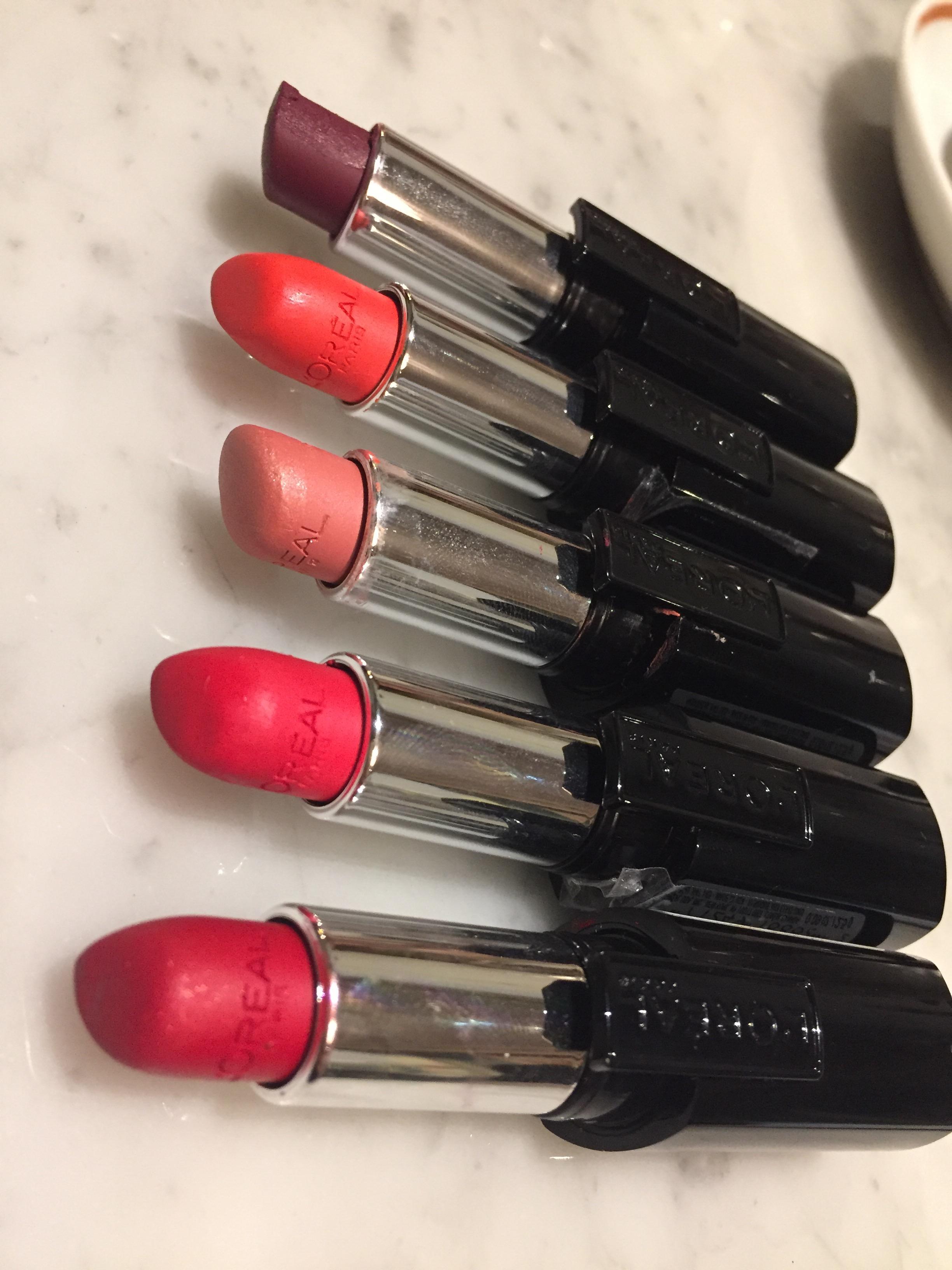 What's New: L'Oréal Makeup Designer Paris – Rouge Magique, True Match, Color Riche, Makeup Brushes & more!| Singapore